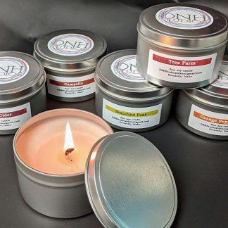 Shop Pocatello DNH Studios 8 oz Soy Candles