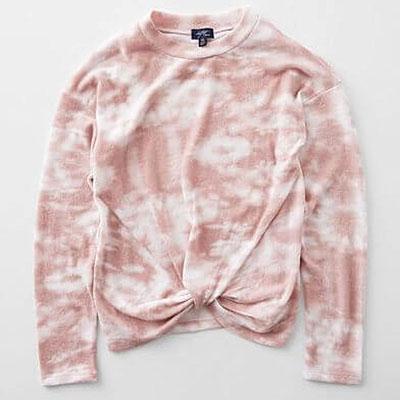 Shop Pocatello Buckle girls tie dye