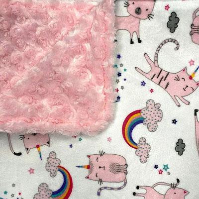 Shop Pocatello Cozy Belle Caticorn Blanket