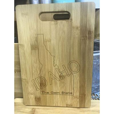 Shop Pocatello The Elwen Cottage cutting board