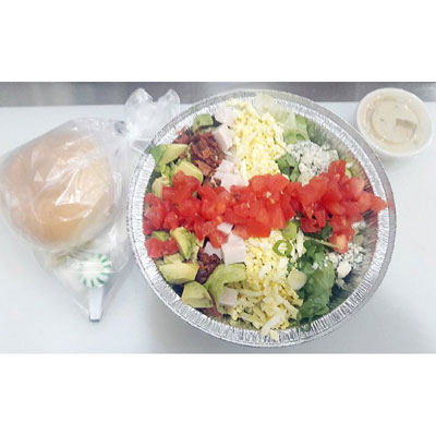 Shop Pocatello Food For Thought Take Out Cobb Salad