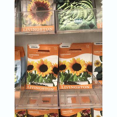 Livingston Seeds at The Pocatello Greenhouse