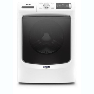 Maytag Front Load Washer with Extra Power at Pocatello Electric