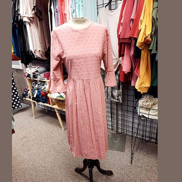 Long Sleeve Dress at Poky Dot Boutique