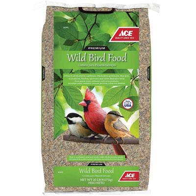 Shop Pocatello Ace Hardware Wild Bird Food