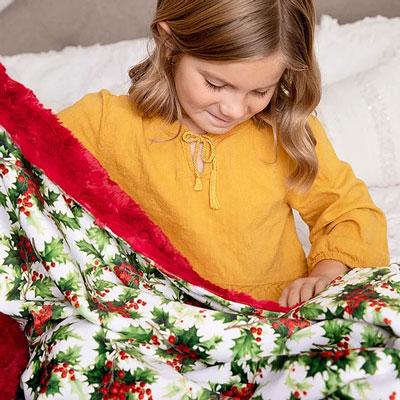 Shop Pocatello Cozy Belle Blanket