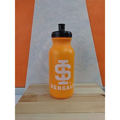 Shop Pocatello Orange and Black Store Orange water bottle